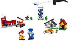 Lego 4406 Creator Buildings Maisons complet à 100 %  + notice de 2004 -CNG2