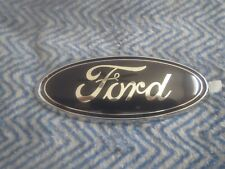NEW 2005 - 2015 FORD ESCAPE REAR HATCH LIFTGATE OVAL EMBLEM NAMEMPLATE NEW OEM