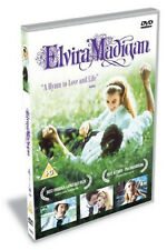 ELVIRA MADIGAN DVD  Pia Degermark Thommy Berggren Original UK Rele New Sealed R2