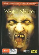 Zombie Nation (ulli Lommel) Voodoo Horror Thriller Bad Cops Film DVD