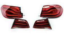 BMW F32 F33 F36 F83 LCI LED REAR EURO TAIL LIGHTS RETROFIT BLACK LINE GENUINE