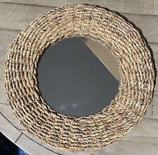 Nautical Coastal Rope Mirror (Dia 17�)
