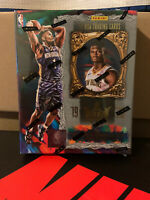 2019 20 Panini Court Kings Basketball HOBBY BOX Factory Sealed In hand