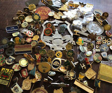 Australia: Huge Dealer Lot Of Mixed Badges Etc - Factory Samples.