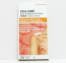 Brand New Cica-Care Scar Treatment Gel Sheet 12 x 6cm