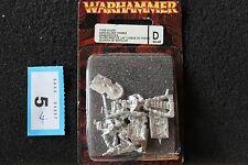 Juegos taller Warhammer Tomb Kings Tomb Guard x3 Figuras De Metal Nuevo y en caja Fantasía