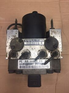 LAND ROVER DISCOVERY 2 TD5 V8 ABS MODULE PUMP SRB101241 SRB500570