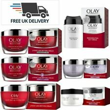 Olay Regenerist Advanced Anti-Ageing 3 Point Age-Defying Creams Or Mask Sealed