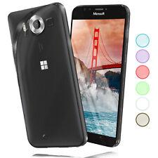 Silicone Case For Microsoft Lumia 950 Protective Transparent Thin Back Cover