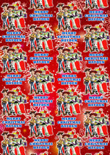 DISNEY TOY STORY 4 CHRISTMAS GIFT WRAP 4 METRES NEW ALL OCCASIONS NEW