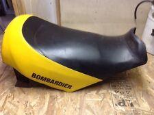 Skidoo Ski Doo Brp Rev Mx Z Gsx Seat Black Yellow 5110902D