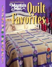 Mountain Mist Quilt Favorites (For the Love of Quilting) ~ Oxmoor House PB