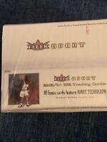 2003-04 Fleer Avant Basketball Sealed Retail Box Lebron James RC Year (24 Packs)