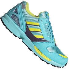 adidas Originals ZX8000 ZX 8000 Aqua Damen-Sneaker Turnschuhe Retro-Sportschuhe