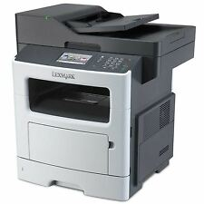 Lexmark MX511DE MX511 A4 Mono USB Network Duplex Multifunction Printer Warranty