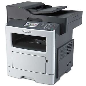 Lexmark MX511DE MX511 A4 Mono USB Network Duplex Multifunction Printer Warranty
