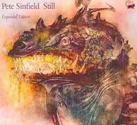 SINFIELD PETE - STILL EXPANDED EDITION - CD - NEW
