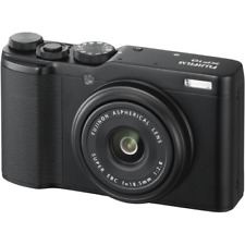 Fujifilm XF10 Digital Compact Camera: Black