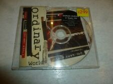 DURAN DURAN - Ordinary World - Original 1992 UK 4-track PICTURE CD single