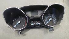 Ford Focus diesel speedometer clocks BM5T 10849 BDD 44k miles 2011 - 2014
