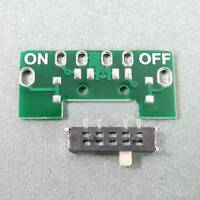 Replacement Power Switch Repair Parts For GBA Game Boy Advance Game Console