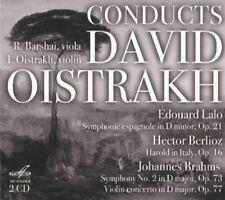 David Oistrach conducts, New Music