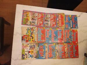 Archie Comics Lot Of 16