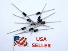 1N4004 Rectifier Diode 1A 400V DO41 (10 Pieces) USA SELLER