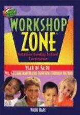 Workshop Zone Sunday School Curriculum Year Faith 6 Vickie Bare Lame Man Healed