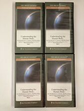 The Great Courses: Understanding the Human Body (8 disc DVD+GUIDEBOOK)-VERY GOOD