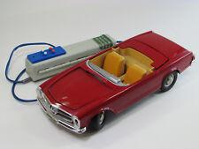Großes Fernlenkauto,Gama Mercedes SL gemarkt,60er Jahre