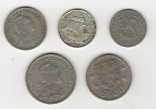Mix Of Portugal Coins Including Silver | Pennies2Pounds (P5)