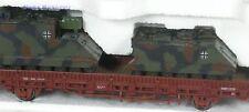 H0 rungenwagen KBS DB m. m113 + m577 roco 804 ac kkk productos nuevos en su embalaje original