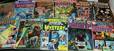 New listing Reader's Lot/11: House Of Mystery 153 193 225 208 228 229 231 252 253 320 S-20