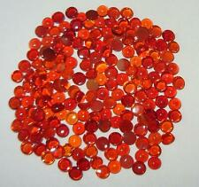4mm MEXICAN MIXED COLOR  NATURAL FIRE OPAL ROUND CABOCHON