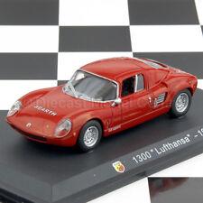 """Abarth 1300 """"Lufthansa"""" - 1964 1:43 scale model car"""