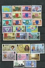 Gran Bretaña JERSEY Año 1976 Completo