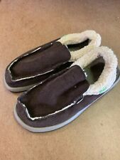 Sanuk Chiba Chill Brown shoe NB49
