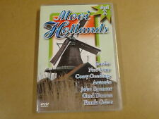 MUSIC DVD / MOOI HOLLANDS - DEEL 2 ( JANSKE, ANTONIO... )