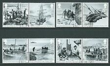 Gran Bretaña 2016 Shackleton y la resistencia Expedition Fine Used