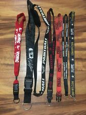 Vintage Lot Of Paintball Lanyards Eclipse Draxxus Jt Paintball ( Autococker )