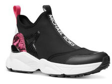 Nib Michael  Kors Women's Willow Scuba Slip-On Sneakers size 6.5m