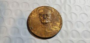General John J. Pershing Elyria Homecoming Medal 32mm