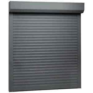 vidaXL Roller Shutter Aluminium 80x100cm Anthracite Window Blind Window Shade