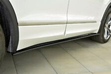 SIDE SKIRTS ADD-ON DIFFUSERS FOR VW TIGUAN MK2 R-LINE (2015-UP)