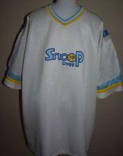 RARE Snoop Dogg Basketball Warmup Shirt XL shoot around tee rap hip hop  vintage da85601d9
