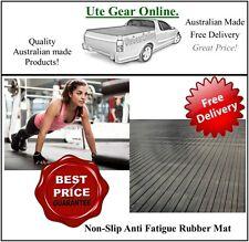 Rubber Gym - Workout Floor Non Slip Mat - 1830mm wide -  Matting sold per metre