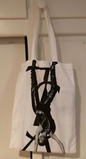 YSL Archive F/W 2009-2010 Manifesto Tote Bag + Newspapers