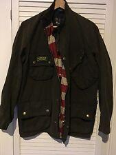 Barbour International Limited Edition Steve McQueen Wax Jacket