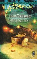 Hidden Treasures: McBride Sisters' Series #2 (Love Inspired #457)